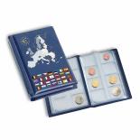 Euro- ja 2€ müntide albumid ja lisalehed