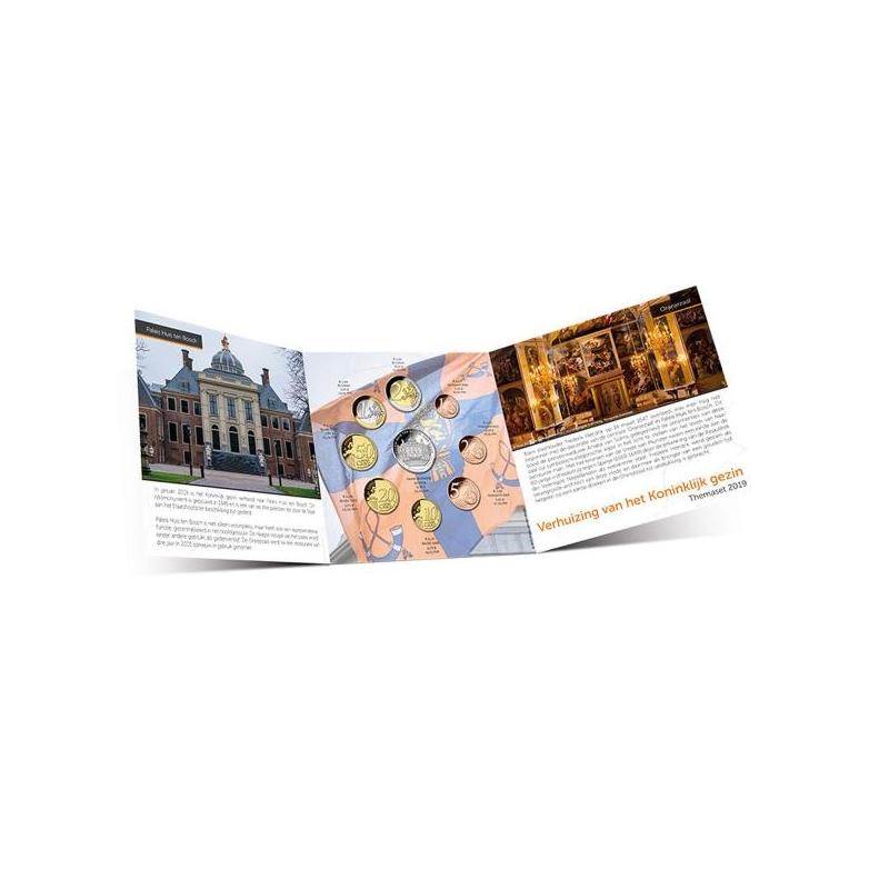 Madalmaade euromündkomplekt 2019.a.