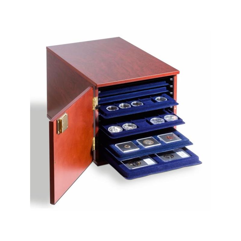 Шкафчик для 10 ТАВ вкладышей для монет