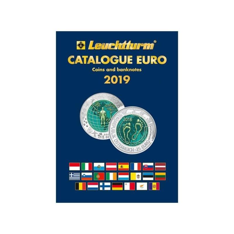 Euro- kataloog 2019 inglise keeles