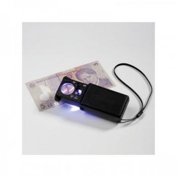 Luup  30 x ja 10x  suurenduse ja UV valgustusega