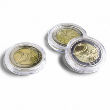 Coin capsule 38 mm