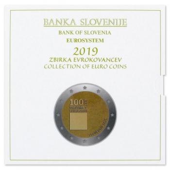 Slovenija virallinen vuosisarja 2019. (8.88€)