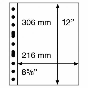 Grande 1 C Säilytyslehti  (216 x 306 mm)