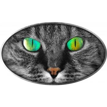Kitty-Cat - Kassi silmad 2017.a. 1 untsine 99,9%  hõbemünt