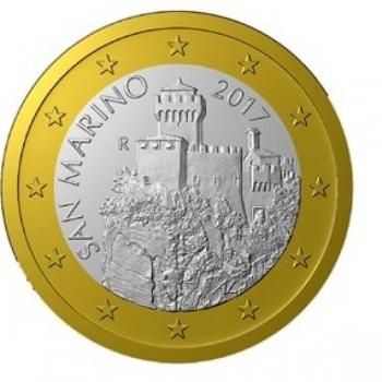 Сан - Марино 1 €  2019. года