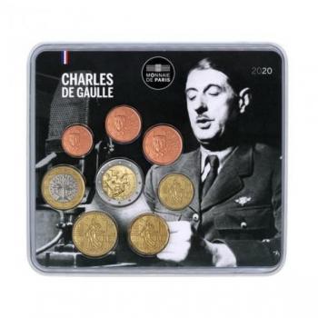 Ranska virallinen bu vuosisarja 2020 - Charles de Gaulle