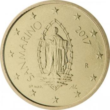 San Marino 50 c 2019