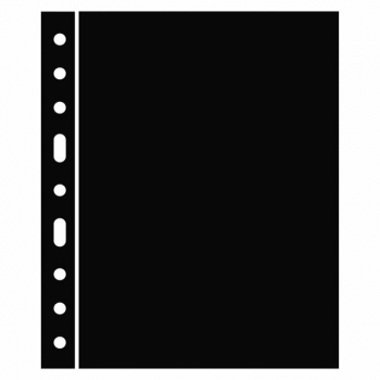 ENCAP лист, чёрный