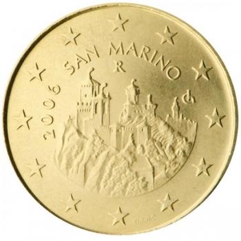 San Marino 50 c 2008
