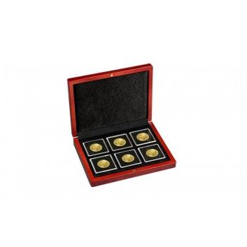 Mündikarp VOLTERRA  - 6 Quadrum kapslis mündile