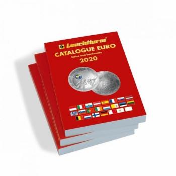 Каталог евромонет 2020.г. на англиском языке