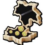 Kanada vahtraleht (Maple Leaf) neljast hologrammtehnikas 99,999% kuldmündist komplekt  - Kanada  2020.a.