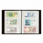 альбом для 300 банкнот 184x97mm