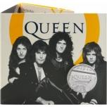 «Легенды музыки» -Queen Великобритания 5 £ 2020 г. Mедно-никилиевая монета.