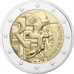 France 2€ commemorative coin 2020 - Charles de Gaulle