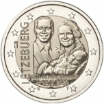 Luxembourg 2€ commemorative coin 2020 - The birth of Prince Charles