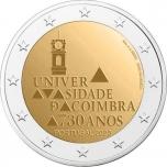 Portugali 2€ erikoisraha 2020 - Coimbran yliopisto 730 vuotta
