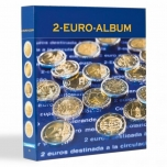 Numis 2-Euro pre-printed album of European Countries - Part VIII (2019)