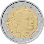 Finland 2€ commemorative coin 2020 - 100th Anniversary of the Birth of Väinö Linna