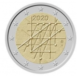 Finland 2€ commemorative coin 2020 - Universities and society – University of Turku 100 years