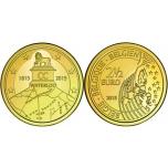 2 1/2 € юбилейная монета 2015 г. Бельгия  - 200 лет битве при Ватерлоо