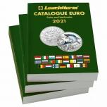 Euro- kataloog 2021 inglise keeles