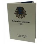 Viro 1992 virallinen rahasarja