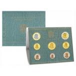 Годовой набор Евро монет Ватикан 2010 года  - комплект