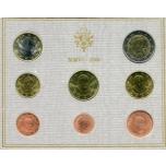 Vatikani euromündikomplekt 2006.a.