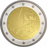 Portugal 2€ commemorative coin 2021 - The Summer Olympic Games 2021