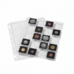 ENCAP SNAP Quadrum kapselissa rahoille (2 sivua pakkauksessa)