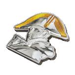 """""""200 Years Napoléon Bonaparte"""" Djibouti 250 Fr 2021 99,9% silver coin, 5 oz Silver"""