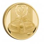 The Who Musiikkilegenda  Isobritannia 100 £ 2021 99,99% kultaraha. 1 unssi