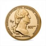 Washington. Ranska 200€ 2021.v.  99,9% kultaraha,  1 unssi