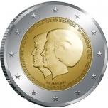 Alankomaat 2€ erikoisraha 2013Kuningatar Beatrixin ilmoitus luopua kruunusta