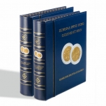 Coin album Classic-Optima European 2-€ Joint issues incl. slipcase, Blue