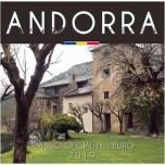 Andorra euromündikomplekt 2019.a.