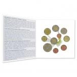 Slovenia 2020  Annual 10-Coin EURO BU Set
