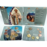 Eвро монеты Сан - Марино 2018- комплект
