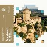 Годовой набор Евро монет  Сан - Марино 2019 года - комплект