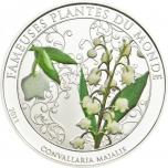 Lõhnav münt - Maikellukesed - Palau 2011.a.  hõbetatud vask-nikkel münt