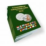 Euro- kataloog 2018 inglise keeles