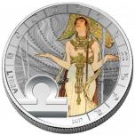 Коллекция А. Мухи - знаки зодиака - Весы