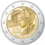 Itävalta 2€ erikoisraha 2018 - Itävallan tasavallan 100-vuotisjuhlavuosi