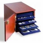 Деревянный ящик  для 10 TAB-досок монет