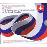 Eвро монеты Словакия 2018- комплект