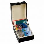 Бокс  для хранения наборов монет и документов LOGIK - 170 x 120 mm