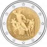 2 € юбилейная монета 2018  г.Ватикан  - Европейский год культурного наследия