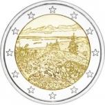 """2 € юбилейная монета 2018 г. Финляндия - Национальный парк """"Коли"""""""